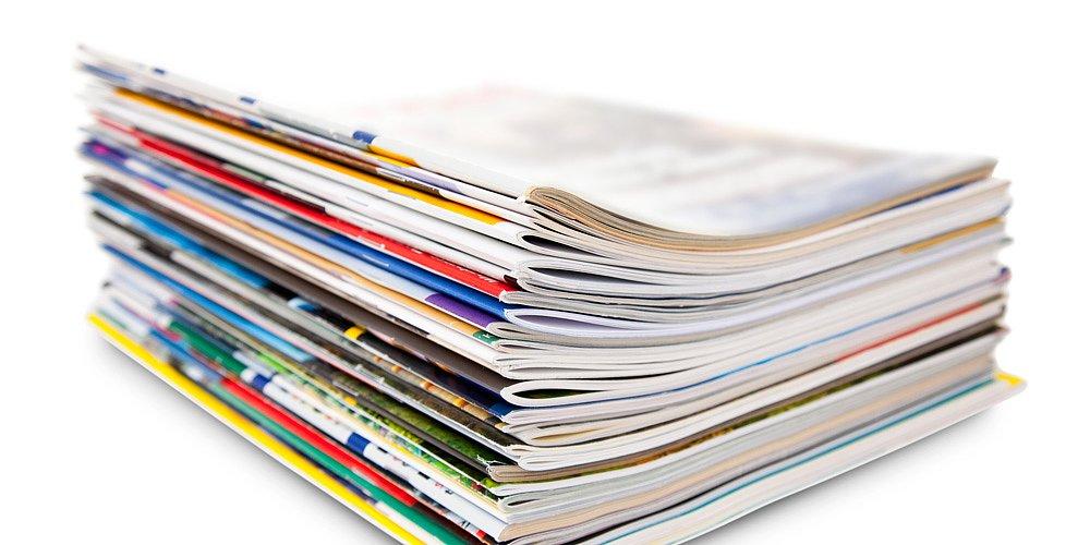 Specjalistyczna prasa z 5% stawką VAT od 1 listopada