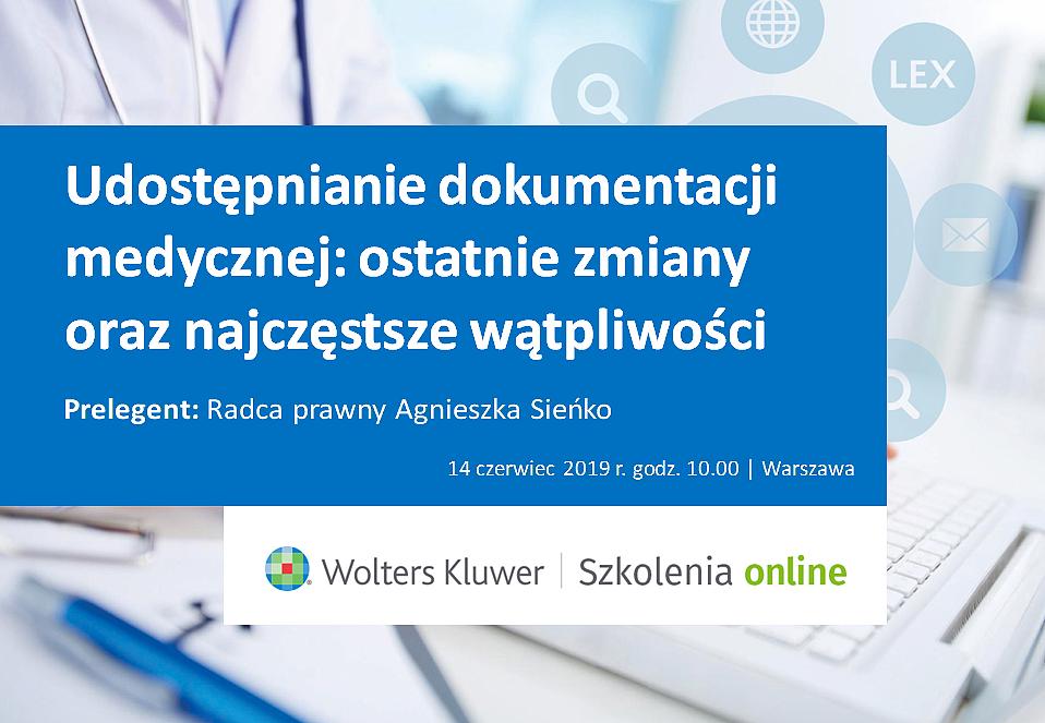Poznaj ostatnie zmiany oraz najczęstsze wątpliwości dotyczące zasad udostępniania dokumentacji medycznej