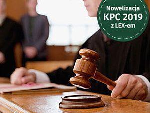 Zmiany w dowodach z opinii biegłego po nowelizacji KPC