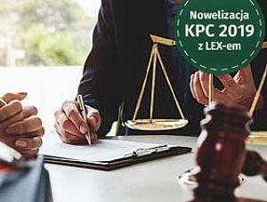 Zarzut potrącenia po nowelizacji KPC