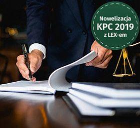 Zmiany w postępowaniu dowodowym w związku z nowelizacją KPC