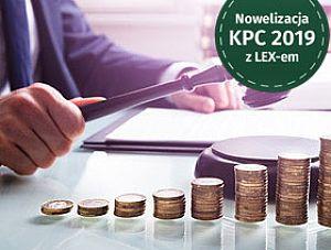 Kalkulator opłat sądowych uwzględniający nowelizację KPC dostępny w LEX