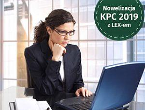 Reforma KPC - 5 bezpłatnych szkoleń online – zapisz się już dziś!