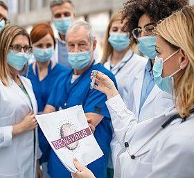 Zadania podmiotów leczniczych i personelu medycznego a koronawirus