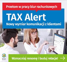 TAX Alert - nowy wymiar komunikacji z klientami biur rachunkowych